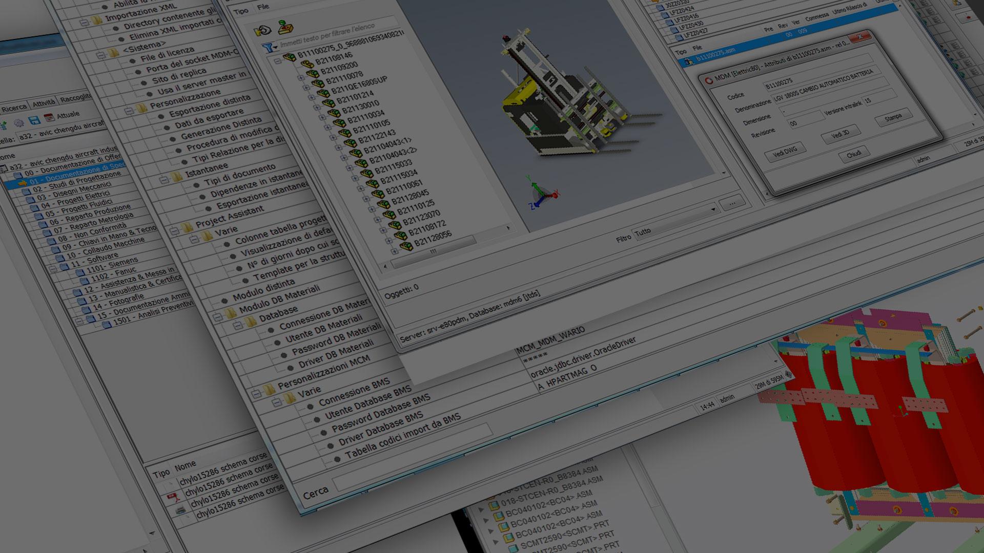 MDM - Micro Data Management